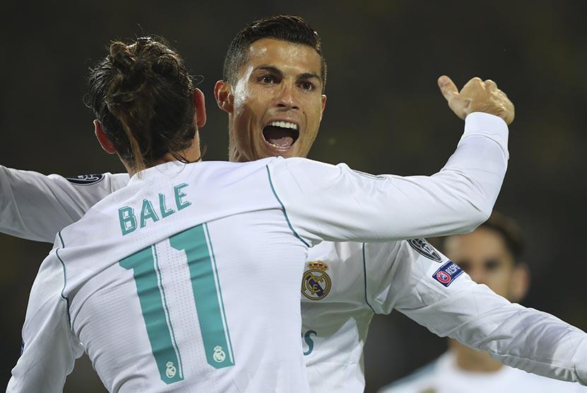 Real Madrid Sementara Unggul 1-0 Atas Las Palmas