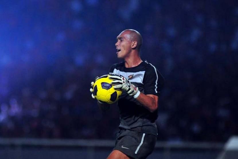 Markus Awali Karier Pelatih di Aceh United