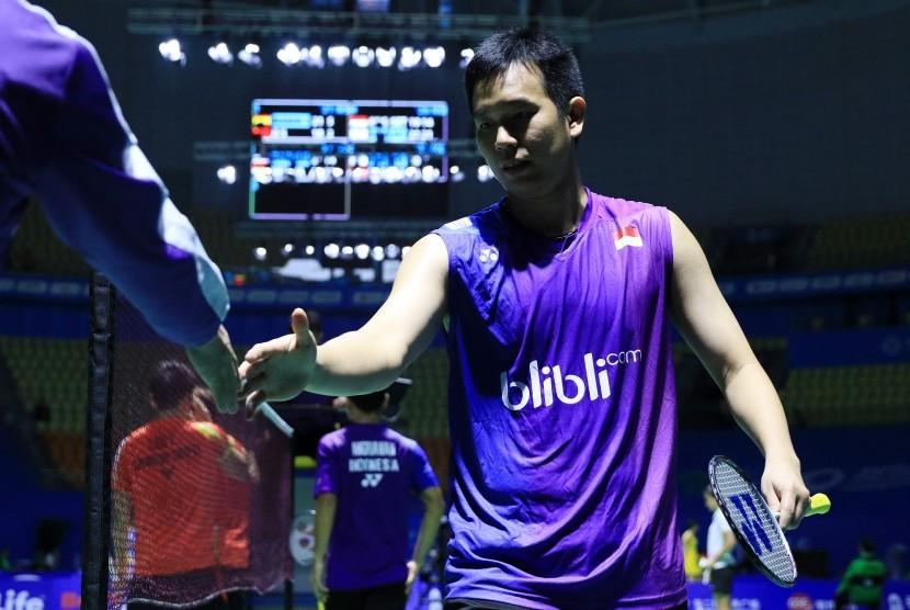 Pemain spesialis ganda putra, Hendra Setiawan