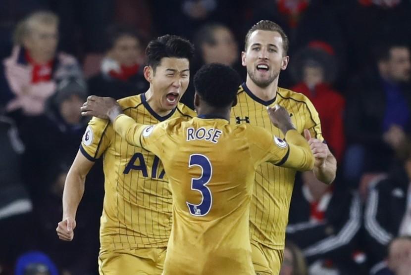 Tottenham Kembali Gagal Menang