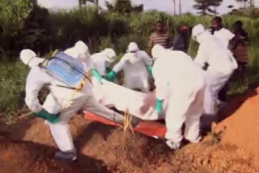 Red Cross Temukan Penggelapan Dana Bantuan Ebola