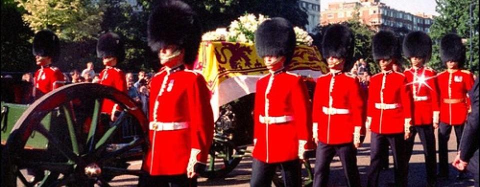 Pemakaman Lady Diana