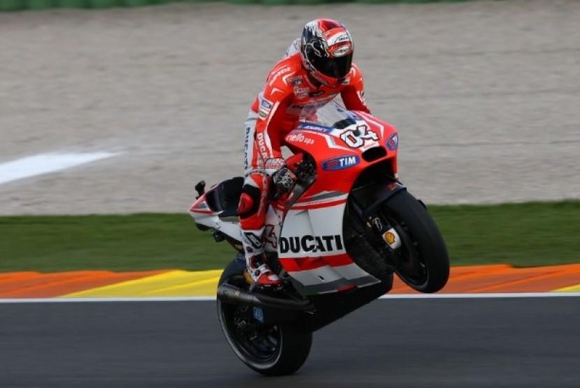 Dovi: Meski Finis Ke-11 di Valencia, Marquez Juara Dunia