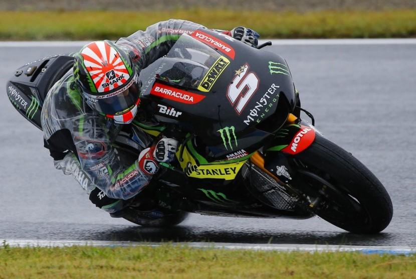 Kejutan, Johann Zarco Raih Posisi Start Terdepan GP Jepang