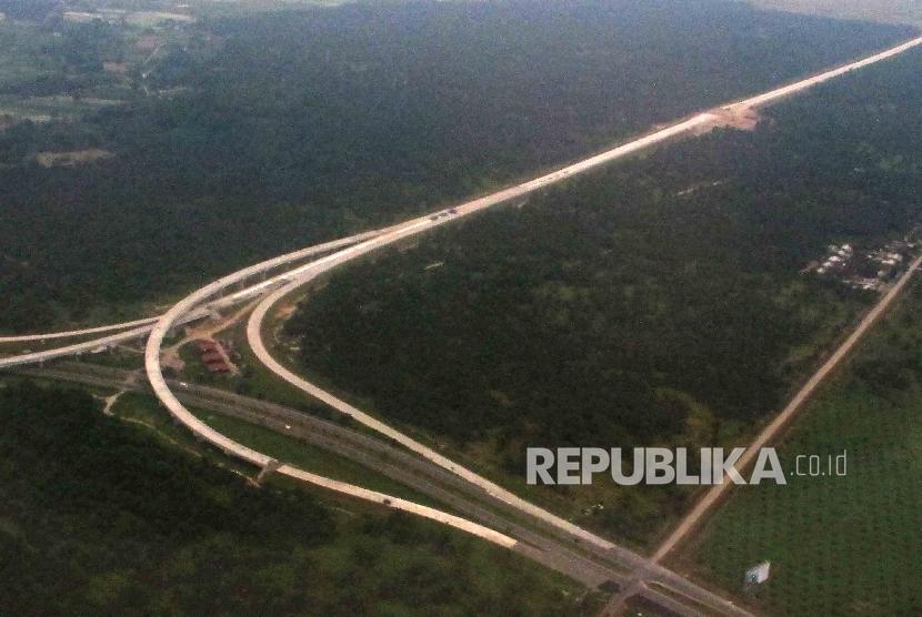 Sri Mulyani Sebut Tol Trans Sumatera Dongkrak Perekonomian