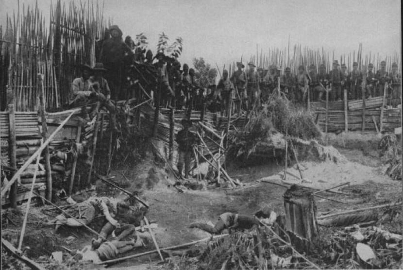 Pembantaian di Gayo Aceh.