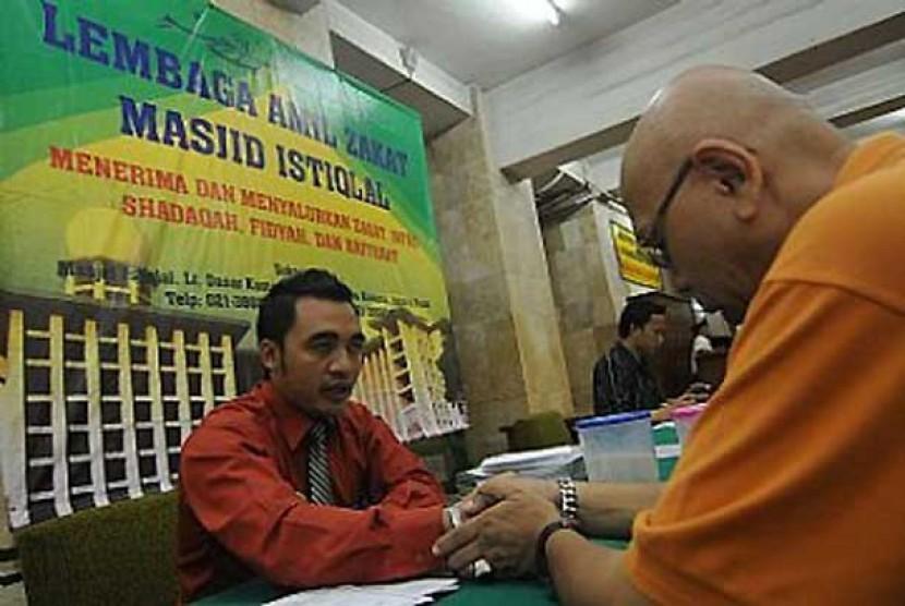 Pemkab Sukabumi Dorong Pengembangan Unit Pengelola Zakat
