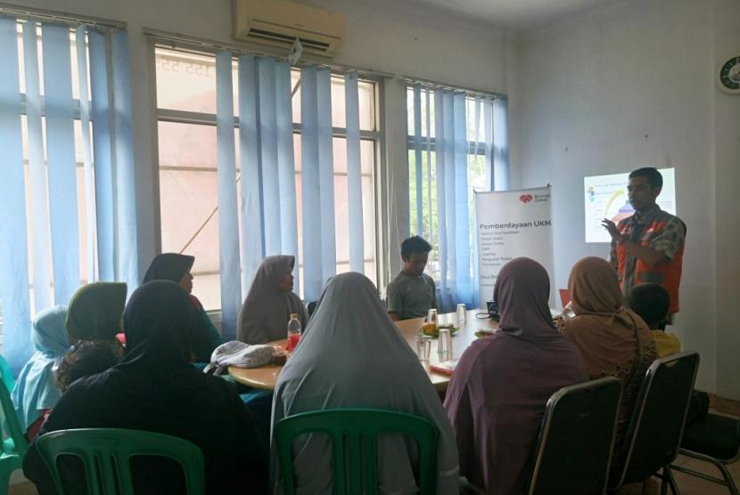 Pembinaan ekologi dan ekonomi kewirausahaan oleh Rumah Zakat.
