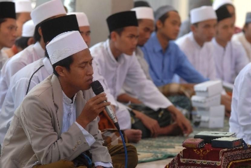 Gema Khotmil Quran (Ilustrasi)