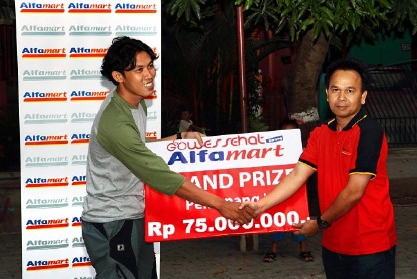 Pemenang Grandprize Alfamart