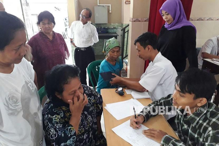 Pemeriksaan Kesehatan Gratis di Masjid As Salam Yogyakarta