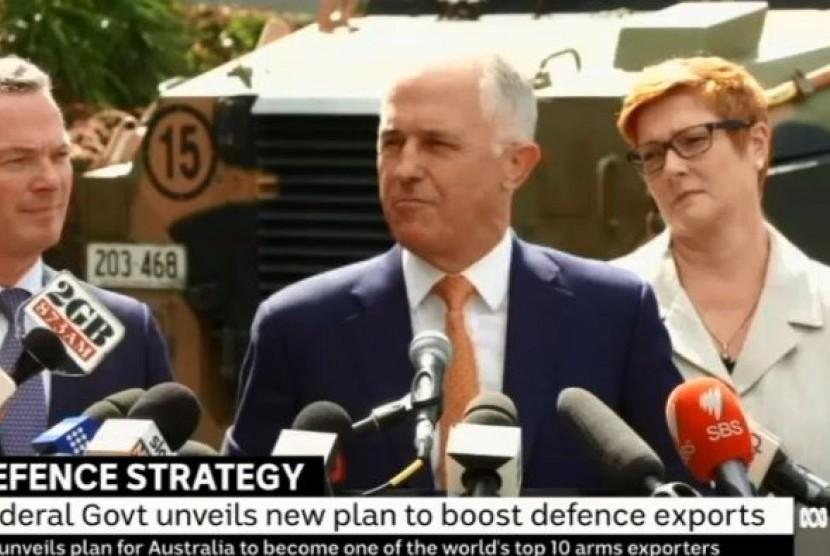 Australia Ingin Jadi 10 Besar Pengekspor Senjata Dunia