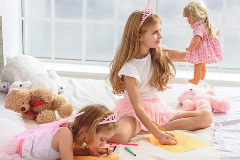 Pemilihan Warna Anak Laki dan Perempuan Timbulkan Stereotip