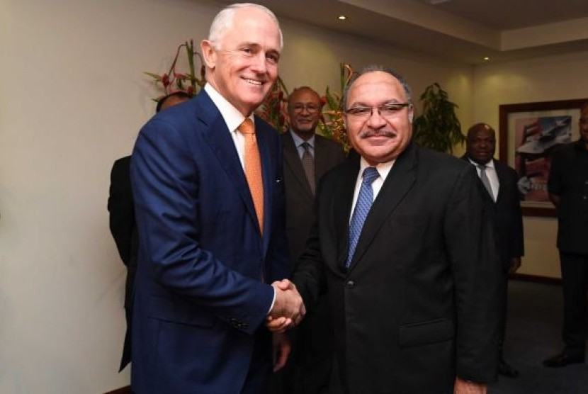 Pemimpin Australia dan PNG menyatakan kesepakatan ini merupakan gambaran kuatnya hubungan kedua negara.