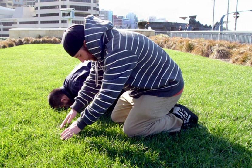 Pemuda Muslim Selandia Baru