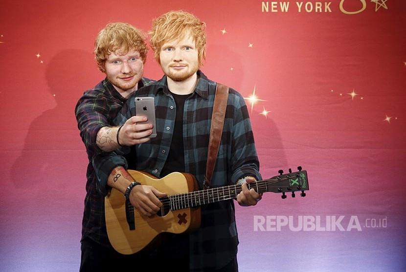 Ed Sheeran Akui Pernah Gunakan Obat Terlarang