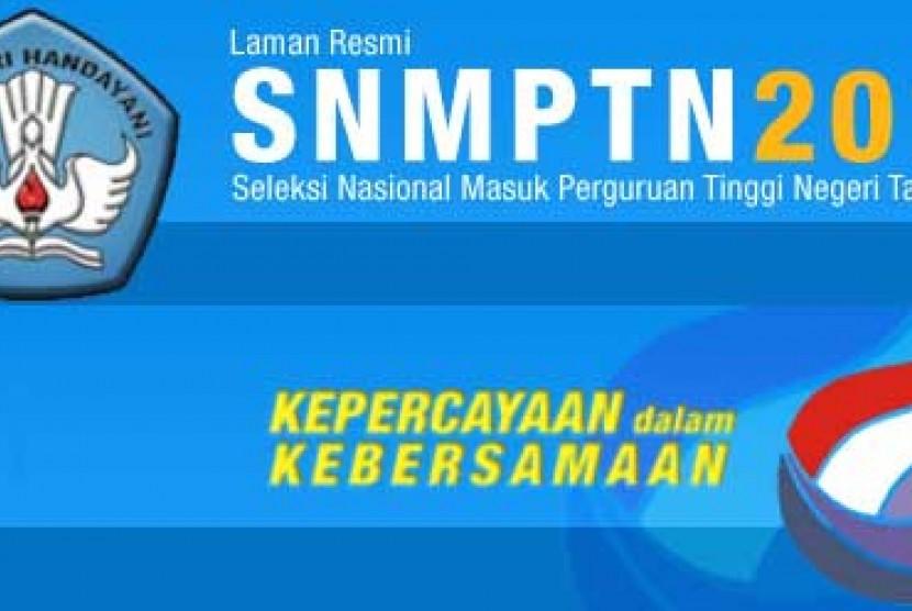 Pendaftaran SNMPTN 2012