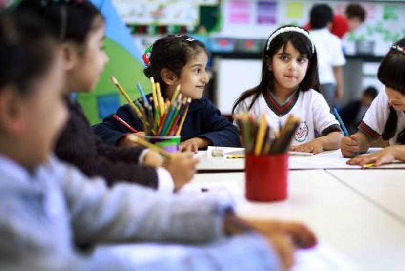 Pendidikan Mandiri (Ilustrasi)