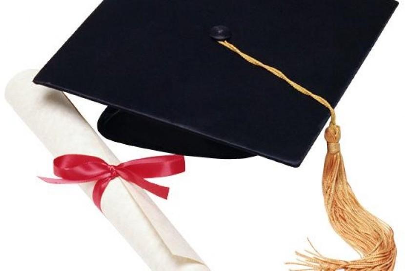 Pendidikan tinggi (ilustrasi).
