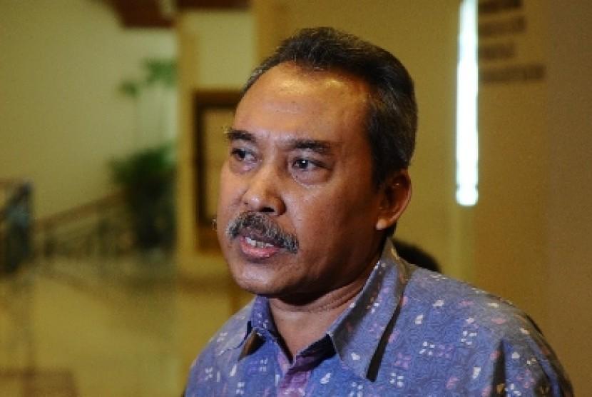 Peneliti Senior bidang Politik LIPI Syamsuddin Haris