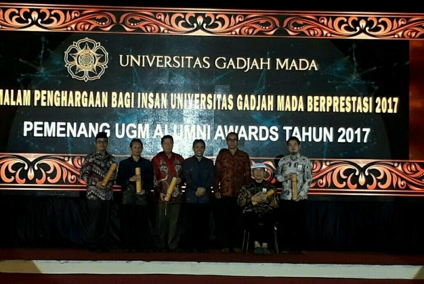 Penerima UGM Alumni Award 2017