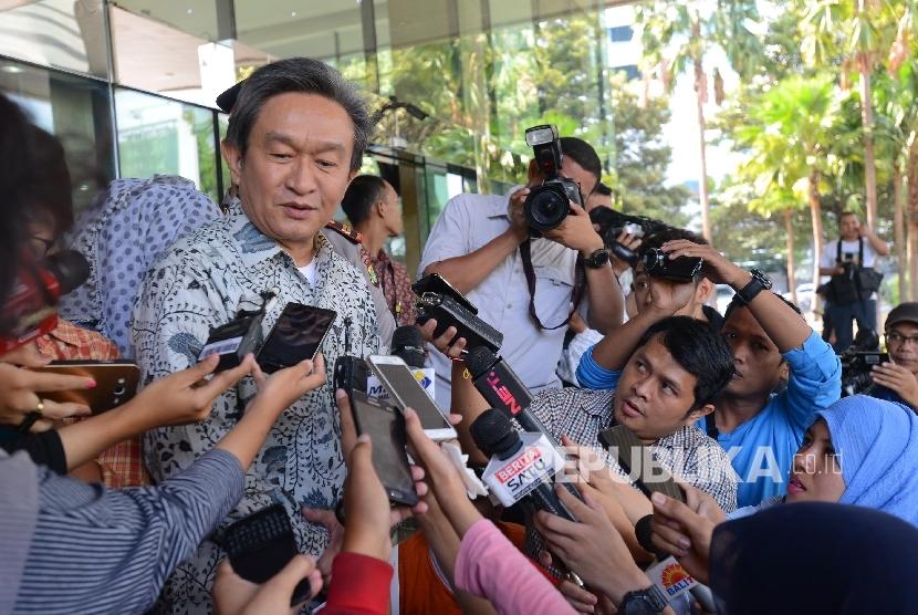 Jelang Sidang Perdana Setnov, Maqdir Ismail: Dengarkan Besok