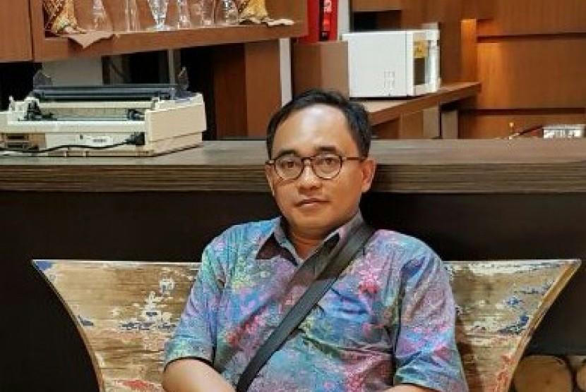 Pengamat Ekonomi dari Universitas Pasundan (Unpas) Bandung Acuviarta Kartabi