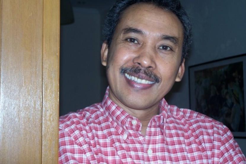 Pengamat politik dari LIPI, Syamsudin Haris