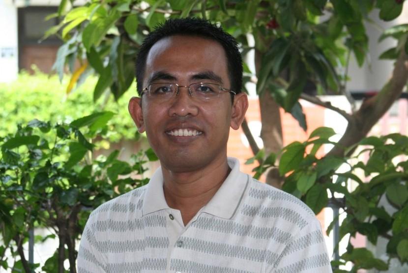 Pengamat politik UIN Syarif Hidayatullah Saiful Umam