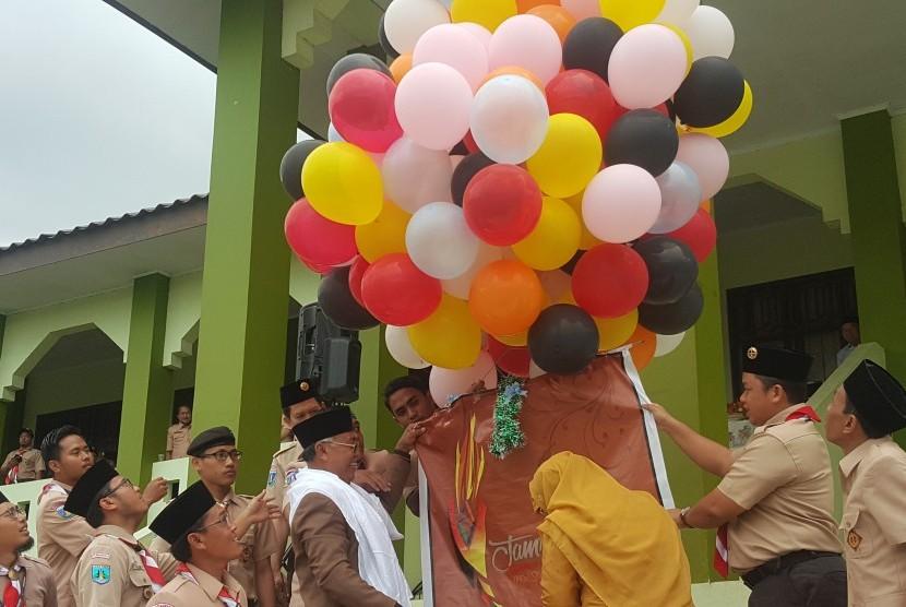 1.220 Santri Ikuti Jambore Antarpesantren Se-Jawa-Sumatera