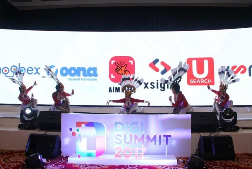 Pengenalan USearch di ajang Digi Summit 2017