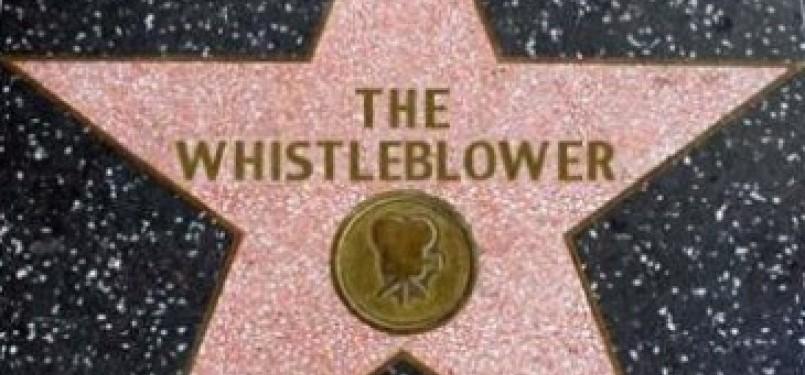 Penghargaan bagi Whistleblower