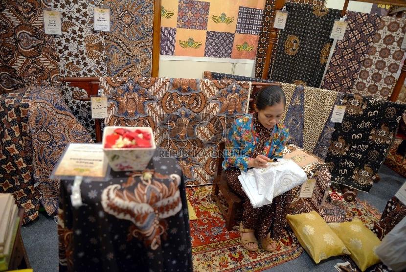 Jejak Islam di Batik Nusantara