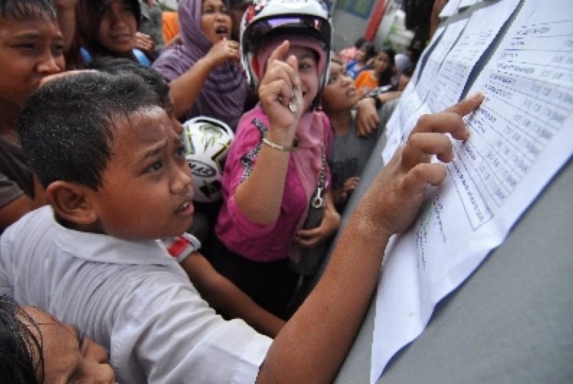 Orangtua Siswa Miskin Protes PPDB SMA/SMK di Jawa Barat