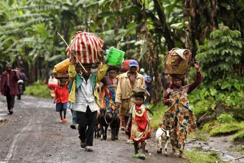 Pengungsi Kongo