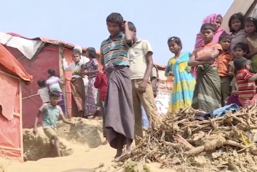 PBB: Pengungsi Rohingya Belum Diizinkan Kembali ke Myanmar