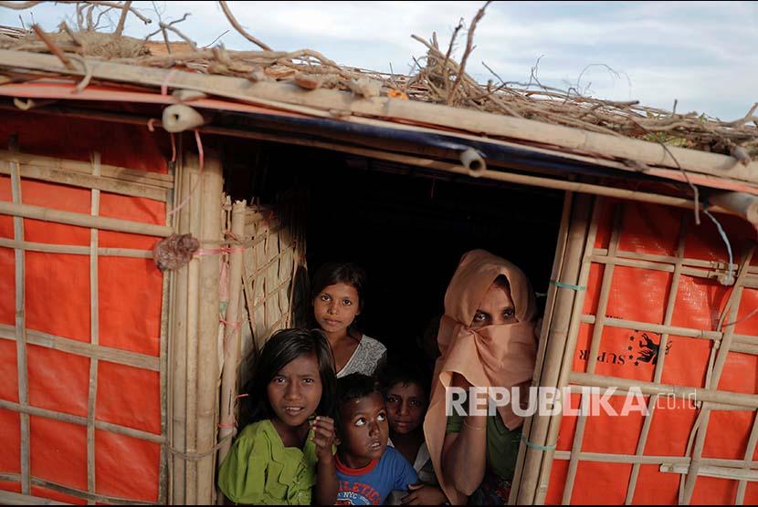 9 Pengungsi Rohingya di Bangladesh Tewas karena Difteri