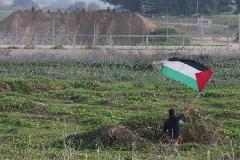 Ini Draf Resmi Dunia International Soal Israel dan Palestina