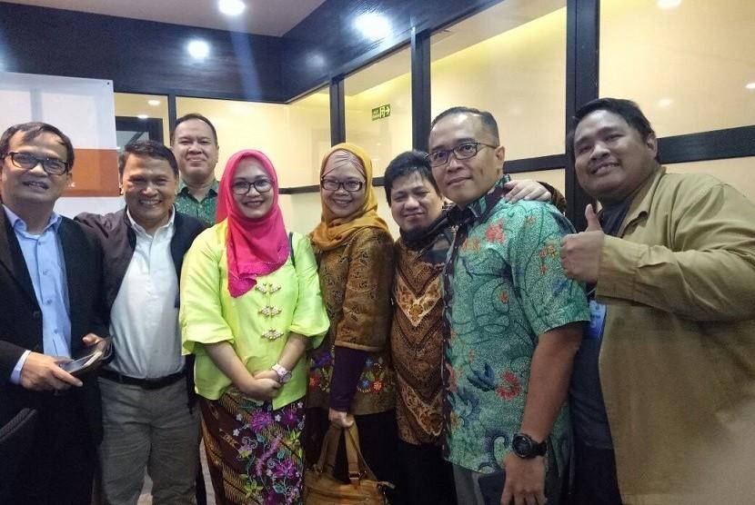 Pengurus Solidaritas Muslim Alumni Universitas Indonesia (Solusi UI).