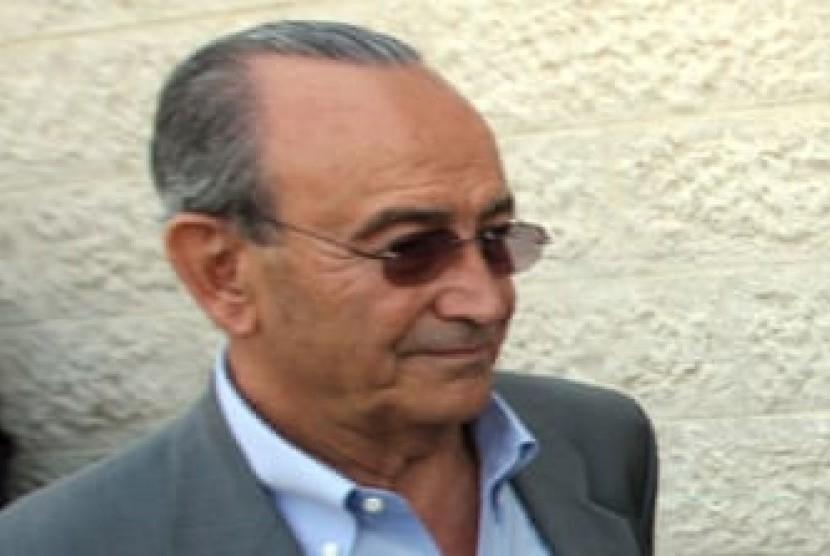 Pengusaha Yordania,  Sabih al-Masri.