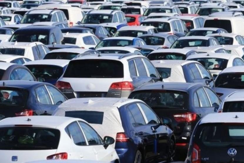Ekspor Kendaraan Indonesia Capai Lebih dari 200 Ribu Unit