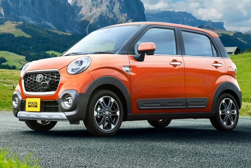 Penjualan Mobil Kei Jepang Turun Drastis Karena Pajak.