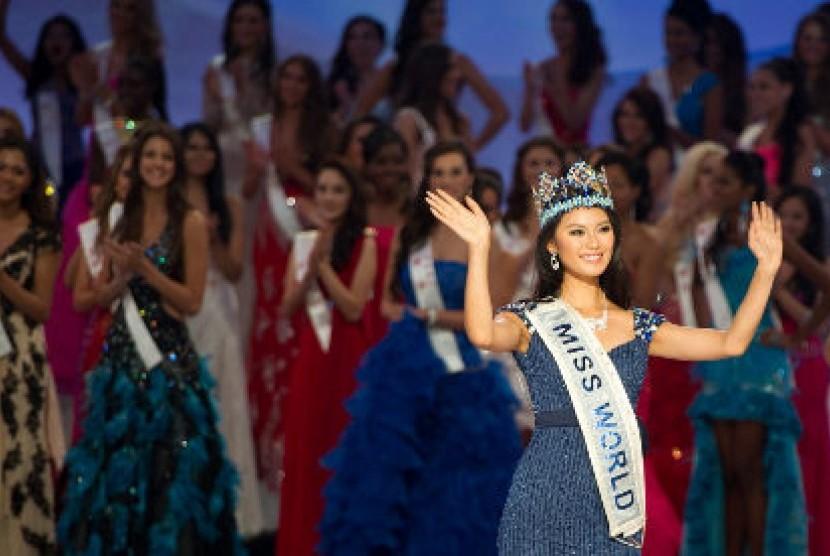 Penobatan Miss World 2012, gelar yang dimenangkan kontestan dari Cina.