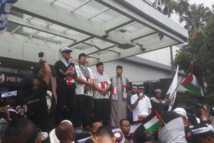 Pentolan Viking Persib: Bobotoh Cinta Palestina