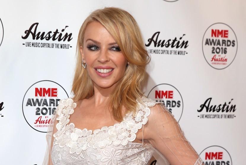 Permalink to Inspirasi Kylie Minogue di Album Barunya