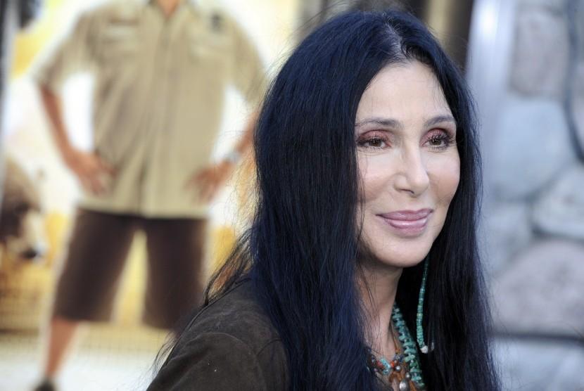 Cher Kembali Berakting Lewat Sekuel Mamma Mia!