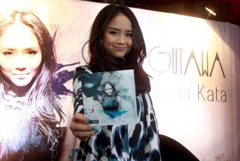 Penyanyi Gita Gutawa