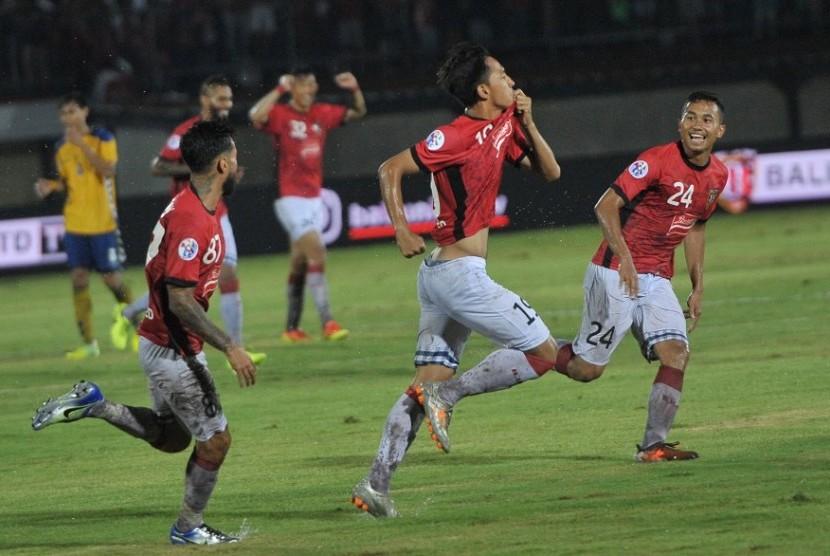 Bali United Maju ke Prakualifikasi Kedua Liga Champions Asia