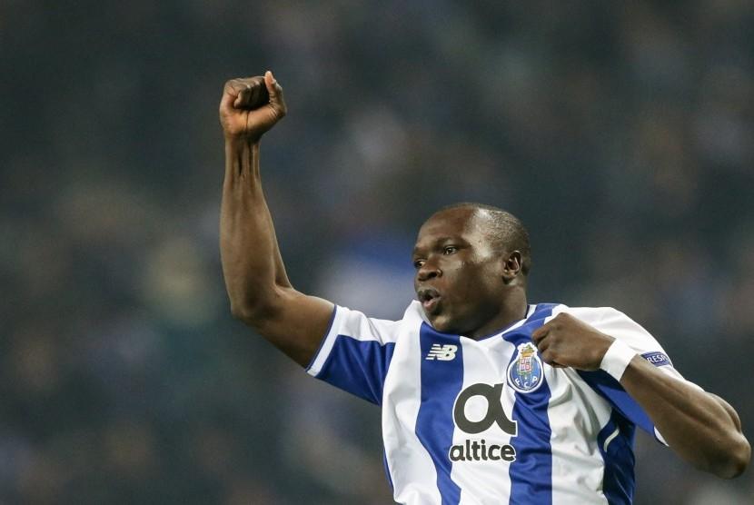 Dua Gol Aboubakar Antar Porto ke 16 Besar Liga Champions