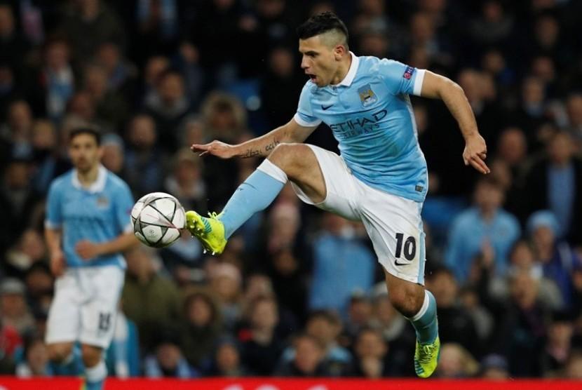 Manchester City Minta Argentina Segera Kembalikan Aguero